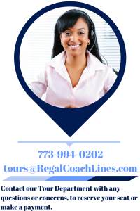 Regal Tours Casino Bus Trips