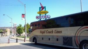 Lorraine Motel in Memphis TN
